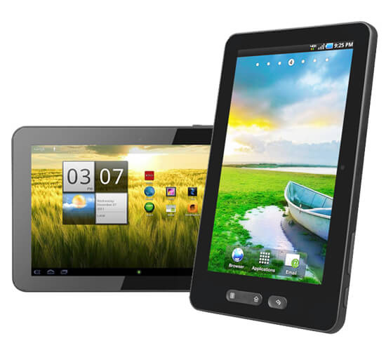 KOCASO M730 Tablet PC