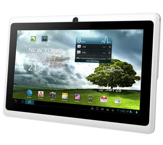 KOCASO M752 Tablet PC