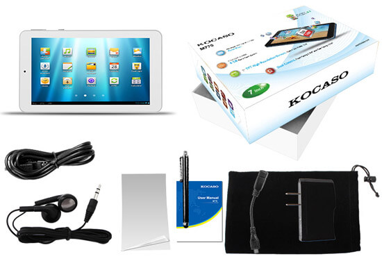 KOCASO M770 Tablet PC