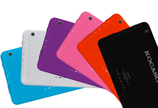 KOCASO MX736 Tablet PC