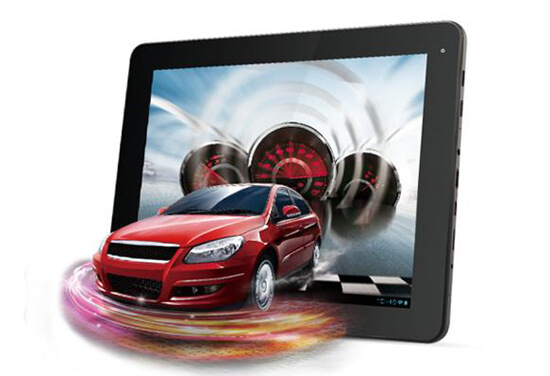 KOCASO SX9730 RETINA Tablet PC