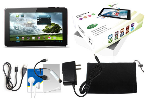 KOCASO M9300 Tablet PC 9in
